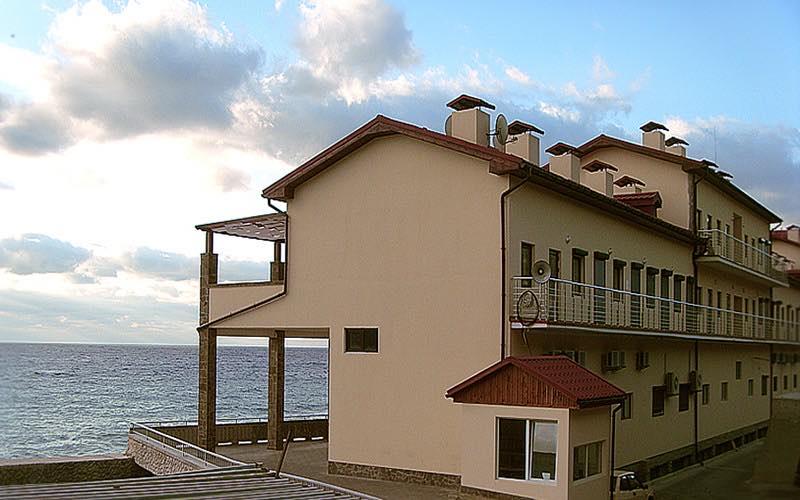 Апартаменты на пляже